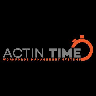 ActIn Time Logo