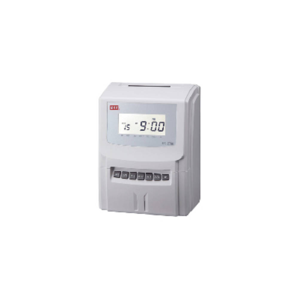max er2700 self calculating time clock package actin time